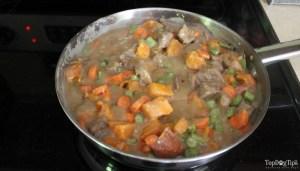 Beef Stew Homemade Dog Food Recipe