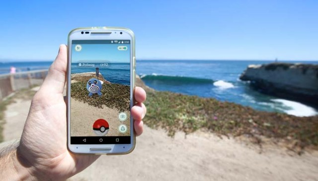 Pokemon Go and Dogs