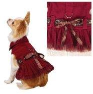 Zack & Zoey Fall Fashion Dog Dress