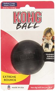 KONG Extreme Rubber Ball