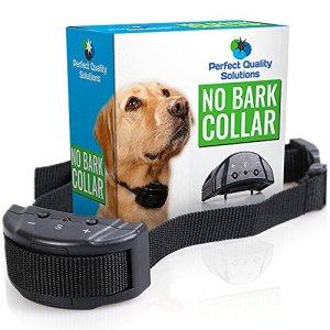 Advance No Bark Collar with No Harm Shock Dog Control