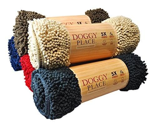 My Doggy Place Microfiber Dog Doormat