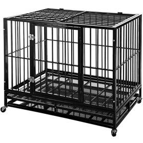 Merax Heavy Duty Dog Crate