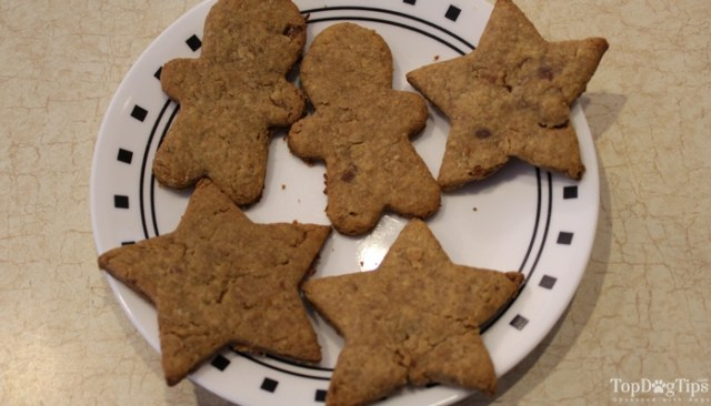 Bacon and Peanut Butter Dog Biscuit Treats