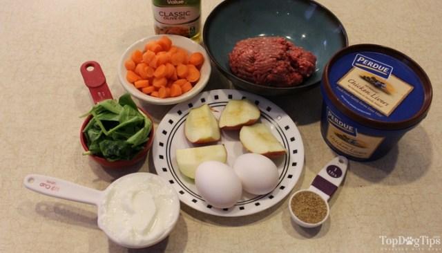 Easy Raw Dog Food Recipe