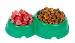 Dog food cooking times and temperature