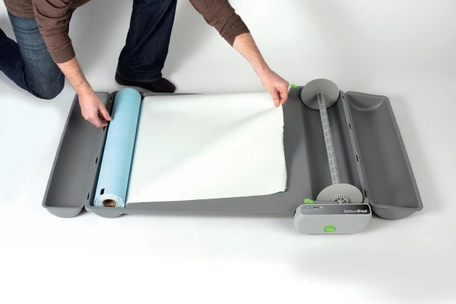 BrilliantPad - the World's First Self-Cleaning Indoor Dog Potty