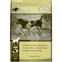 Native Performance Dog Food