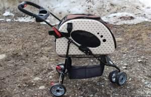 PetZip Mochi Carrier Stroller Review
