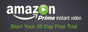 Amazon Prime Video - free trial