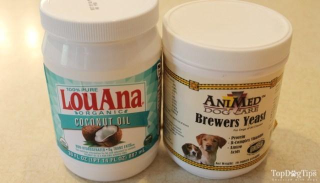 Homemade Flea Prevention Dog Treats Recipe