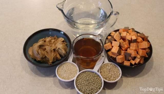 Homemade Vegan Dog Food Recipe