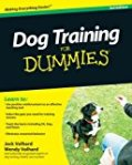 Dog Training For Dummies by Jack and Wendy Volhard