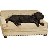 Enchanted Home Pet Ultra Plush Library Sofa