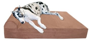 7-Inch Pillow Top Orthopedic Extra Large Bed by Big Barker