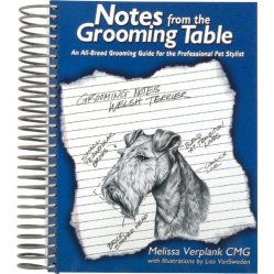 Notes from the Grooming Table by Melissa Verplank (2004)