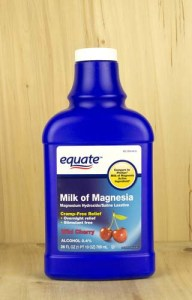 Milk of magnesia for dogs
