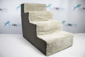 Review of Dallas Manufacturing Company Stairs for Dogs