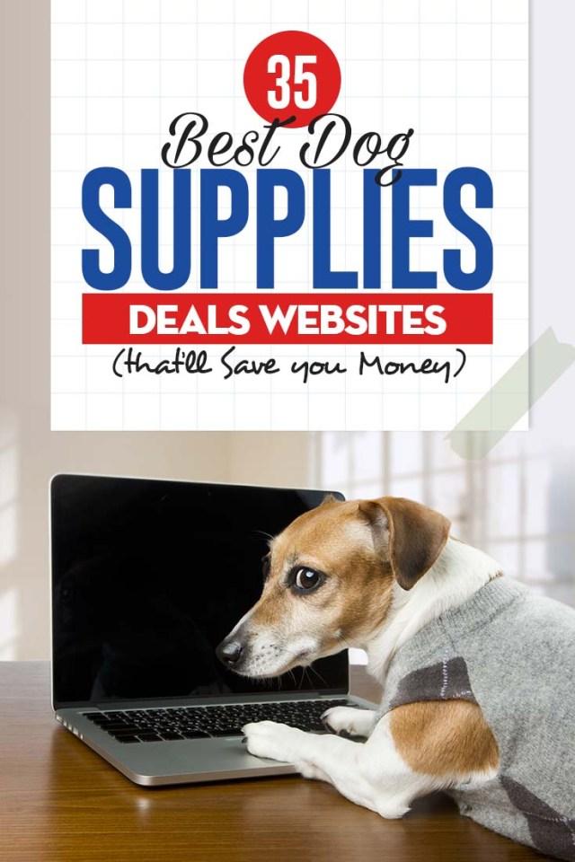 Top Rated Best Dog Supplies Deals Websites