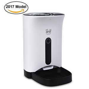 Automatic Alarm and Voice Pet Feeder by Arf Pets