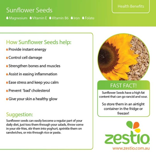 Benefits of sunflower seeds for dogs