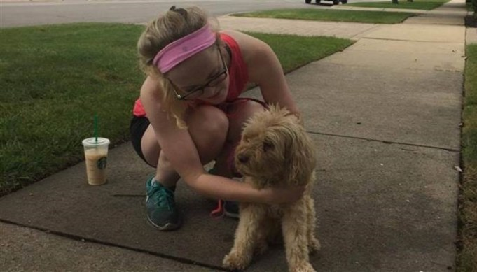 Woman Has Fateful Encounter With Dog Given Up Years Before