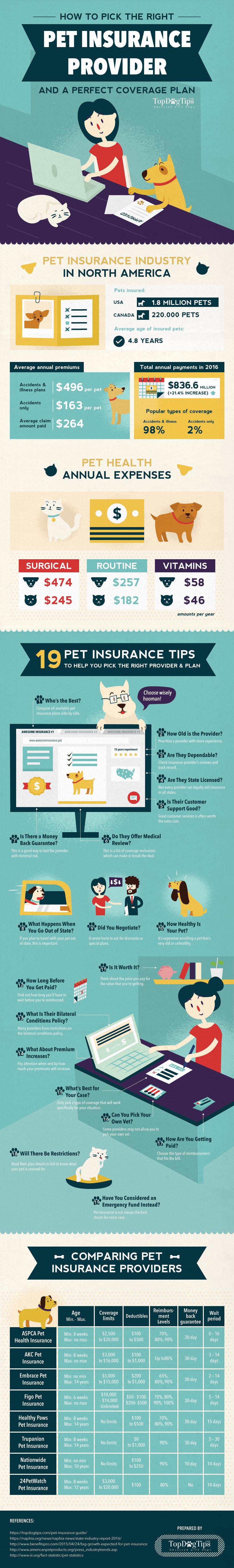 Pet Health Insurance Tips