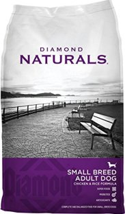 Diamond Naturals Dry Food for Small Breed Adult Dogs
