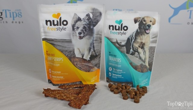 Nulo freestyle dog treats review
