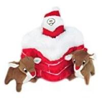 ZippyPaws Holiday Chimney Burrow