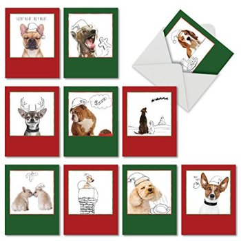 Holiday Dogs & Doodles