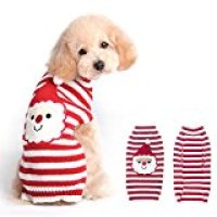 BOBIBI Dog Holiday Pet Sweater
