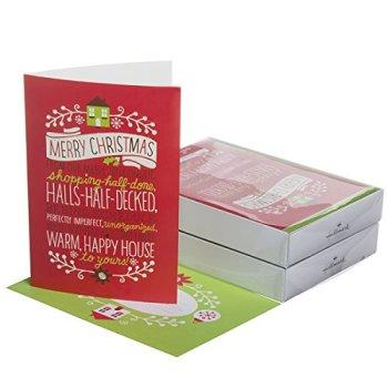 Hallmark Christmas Greeting Cards