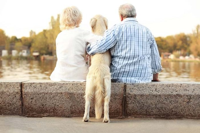 Study Finds Owning a Dog Can Help People Live Longer