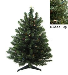 Northlight Pre-Lit Natural Pine