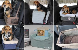 The Best Car Seats for Dogs We Like