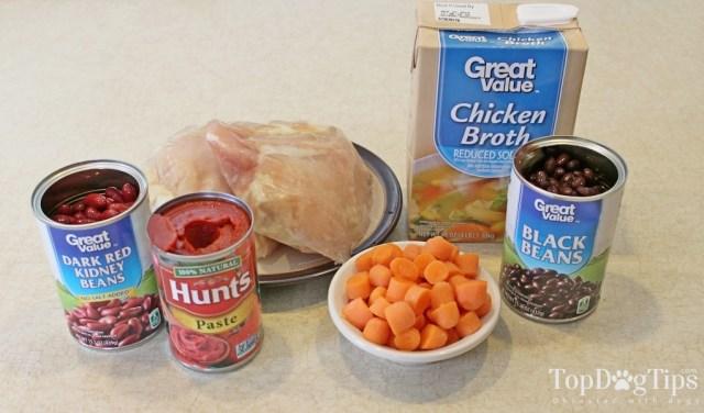 Homemade Food for Senior Dogs