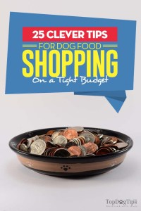 Top 25 Clever Tips on Shopping for Dog Food on a Tight Budget