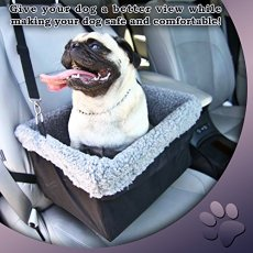 Devoted Doggy Dog Booster Seat