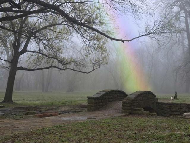The Rainbow Bridge Photo