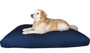 Dogbed4less Orthopedic Shredded Memory Foam Dog Bed