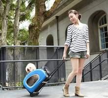 IBIYAYA Wheeled Dog Carrier