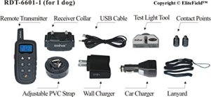 EliteField Electronic Dog Training Collar