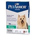 PetArmor Flea & Tick Treatment for Dogs