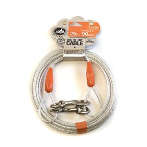 Pet Champion Large Reflective Tie Out Cable
