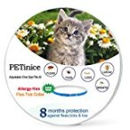 PETnice Flea and Tick Prevention for Dogs and Cats