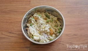 Healthiest Homemade Dog Food with Ground Beef