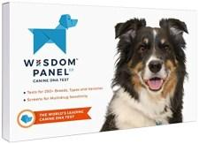 Wisdom Panel Dog DNA Test