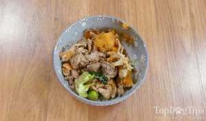 Homemade Dog Food for IBD, IBS and Colitis