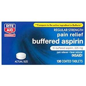 Buffered Aspirin